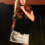 Female model posing — Stock Photo #5116108