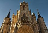 Palacio de Gaudi — Fotografia Stock