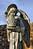 Angel Gaudi — Stock Photo