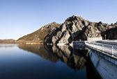 Embalse de Riaño — Stock Photo