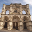 Cuenca Cathedral — Stock Photo #4938783