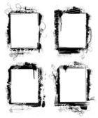 Grunge frames — Stock Vector