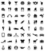 Pictograms — Stock Vector