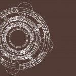 Maya calendar — Stock Vector #5265742