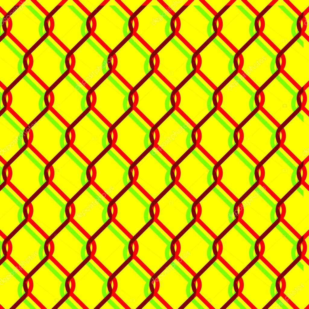 Mesh Fencing Vector Vector Chain Link Fence