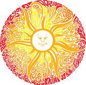 Sweet sun — Stock Vector
