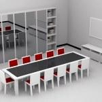 モダンな会議室 — ストック写真