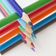 Colored pencils — Stock Photo #5042726
