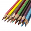 Colored pencils — Stock Photo #5042734