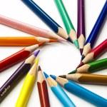 Color pencil — Stock Photo #5042785