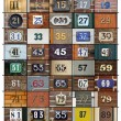 House Numbers — Stock Photo #5152842