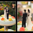Wedding cake — Stock Photo #5212150
