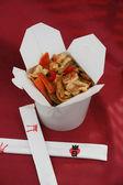 Asian fastfood — Stock Photo
