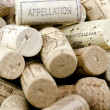 Cork stoppers — Stock Photo