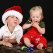 Christmas Family — Stock Photo #5042599
