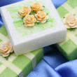 Soapy Gifts — Stock Photo #5042740