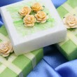 Soapy Gifts - Stock Photo