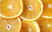 Oranges Slices — Stock Photo