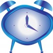 Alarm clock — Stock Vector #5128623