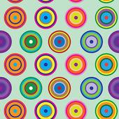 Rainbow seamless textures — Stock Vector