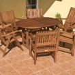 Garden furniture — Stock Photo #4984773