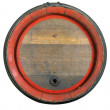 Royalty-Free Stock Photo: The beer barrel
