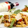 Italian pasta - Stock Photo