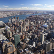 The New York City - Foto de Stock