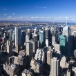 New York City panorama — Stock Photo #4985491