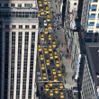 The New York taxi — Stock Photo #4985498