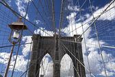 Manhattan Bridge — Zdjęcie stockowe