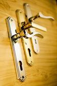 Gyllene handls 2 — Stockfoto