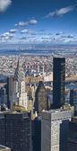 La ville de new york — Photo