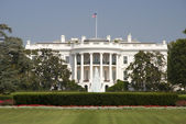 The White House — 图库照片
