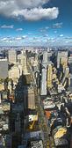 A cidade de nova york — Foto Stock