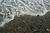 The sea foam — Stock Photo