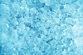 Ice cubes texture No. 12 — Stock Photo
