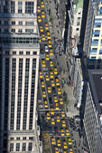 Das new york taxi — Stockfoto