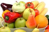 La frutta fresca e verdura — Foto Stock