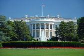The White House in Washington DC — Stock Photo