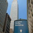The Empire State Building in New York City — Stock Photo #4994738