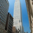 The Empire State Building in New York City — Stock Photo