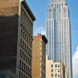 The Empire State Building in New York City — Stock Photo #4994820