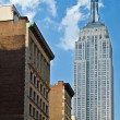 The Empire State Building in New York City — Stock Photo #4994842