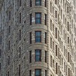 The Flatiron Building in New York City - Stockfoto