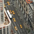 The New York City Taxi — Stock Photo
