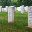 thumbnail of Gravestones on Arlington National Cemetery