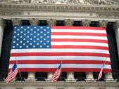 The New York Stock Exchange — Stock Photo