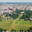 Aerial view of The White house in Washington DC — Stock Photo #5016883
