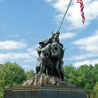 Royalty-Free Stock Photo: Iwo Jima Memorial in Washington DC